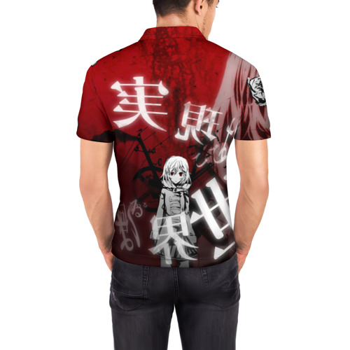 Мужская рубашка поло 3D  Фото 04, Вечная тайна