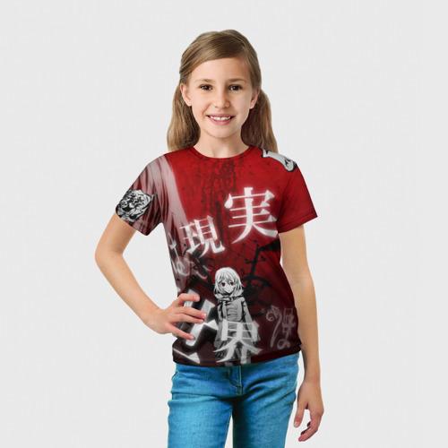 Детская футболка 3D  Фото 03, Вечная тайна
