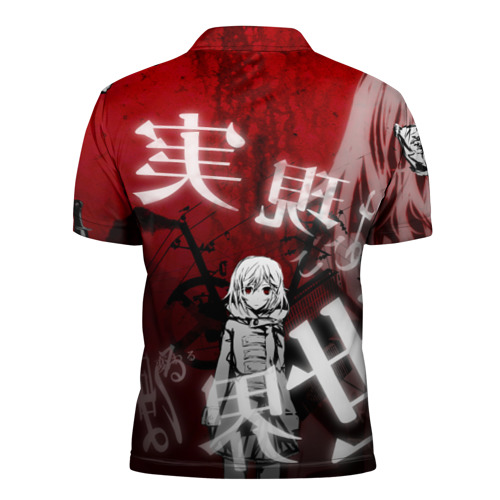 Мужская рубашка поло 3D  Фото 02, Вечная тайна