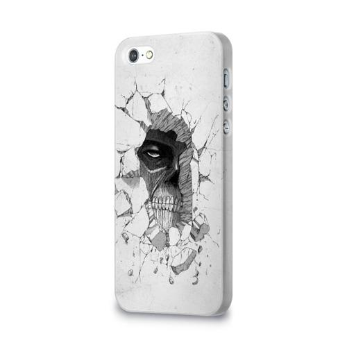 Чехол для Apple iPhone 5/5S 3D  Фото 03, Titan