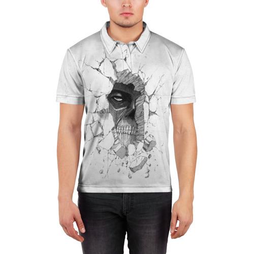 Мужская рубашка поло 3D  Фото 03, Titan