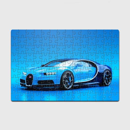 Пазл магнитный 126 элементов  Фото 01, Bugatti