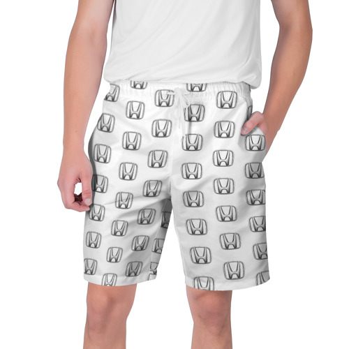 Мужские шорты 3D Honda