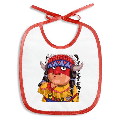 Слюнявчик  Фото 01, Забавные Индейцы 11