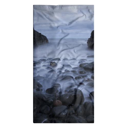 Бандана-труба 3D  Фото 07, Туманный берег