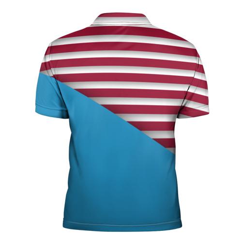 Мужская рубашка поло 3D  Фото 02, Stripes