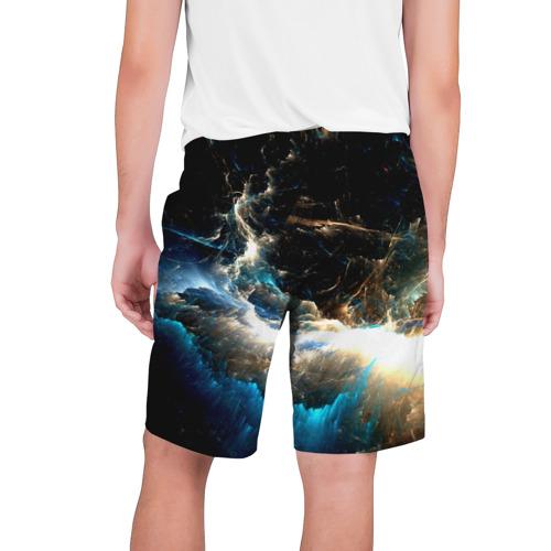 Мужские шорты 3D  Фото 02, Абстрактный фон