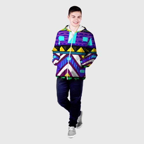Мужская куртка 3D  Фото 03, Этно