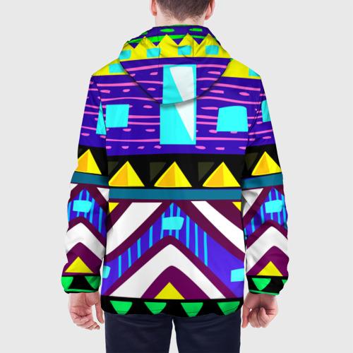 Мужская куртка 3D  Фото 05, Этно