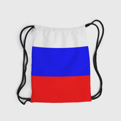 Рюкзак-мешок 3D Россия Фото 01
