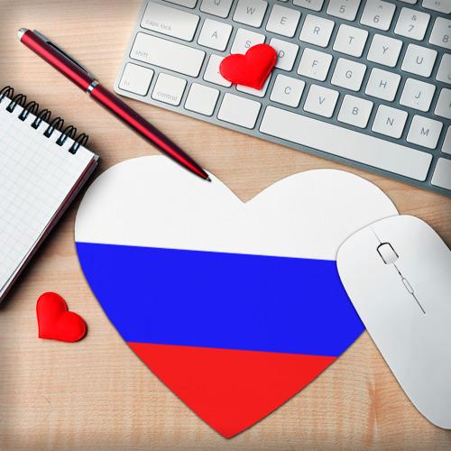 Коврик для мыши сердце  Фото 02, Россия
