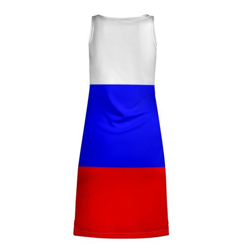 Платье-майка 3D Россия Фото 01