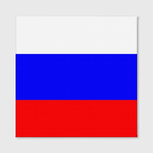 Холст квадратный Россия Фото 01