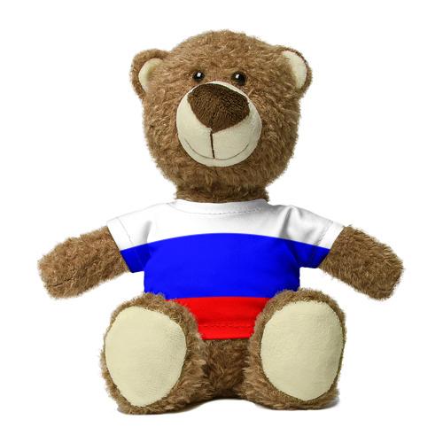 Миша в футболке 3D Россия Фото 01