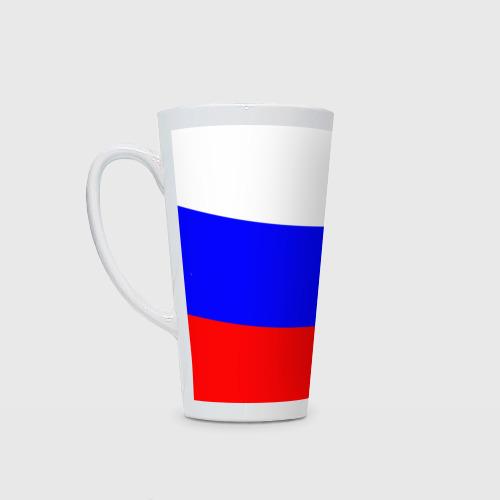Кружка Латте Россия Фото 01