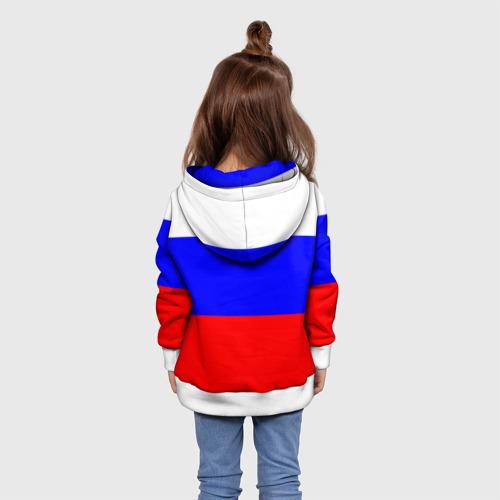 Детская толстовка 3D  Фото 02, Россия