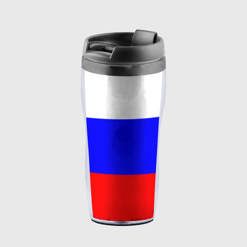 Термокружка-непроливайка Россия Фото 01