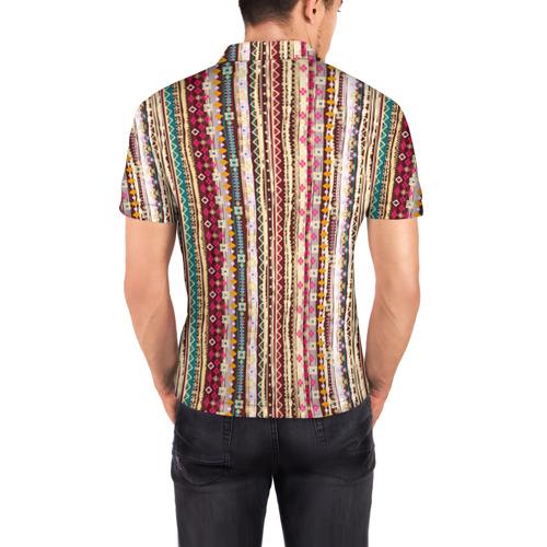 Мужская рубашка поло 3D  Фото 04, Индия 5
