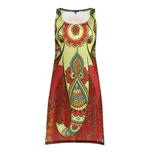 Платье-майка 3D  Фото 01, Индия 4