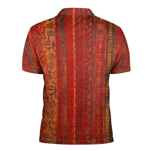Мужская рубашка поло 3D  Фото 02, Индия 4
