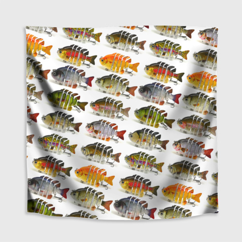 Скатерть 3D  Фото 02, Рыбки