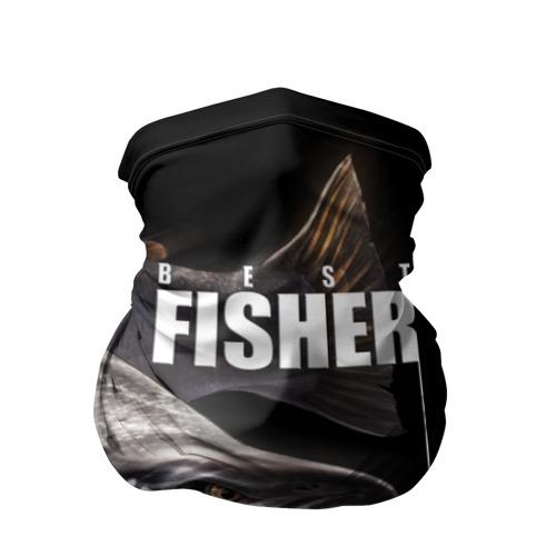 Бандана-труба 3D  Фото 01, Лучший рыбак