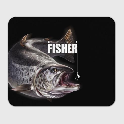 Коврик прямоугольный  Фото 01, Лучший рыбак