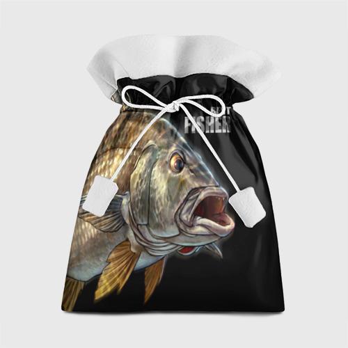 Подарочный 3D мешок Лучший рыбак