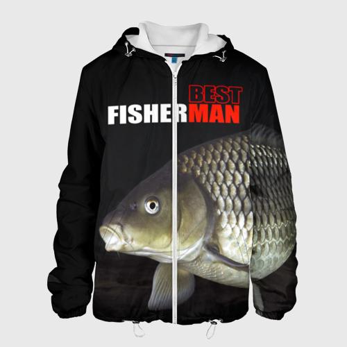 Мужская куртка 3D  Фото 01, Лучший рыбак