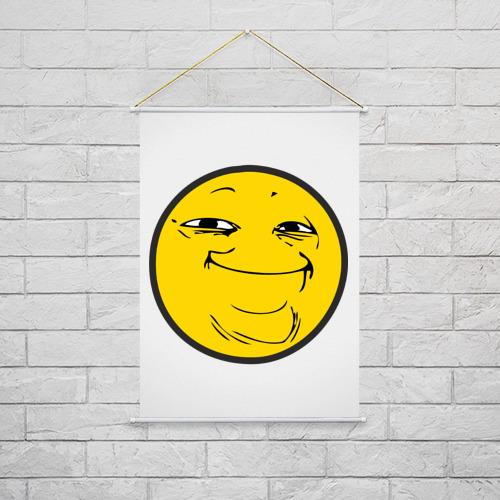 Тканевый плакат  Фото 02, Бугурт