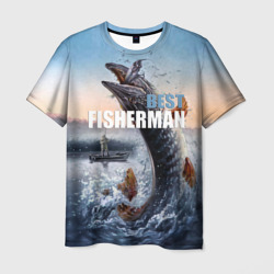 Лучший рыбак - интернет магазин Futbolkaa.ru