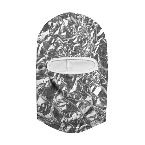 Балаклава 3D  Фото 02, Silver