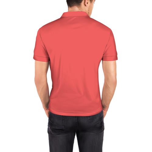 Мужская рубашка поло 3D  Фото 04, kuy_yellow-red_2