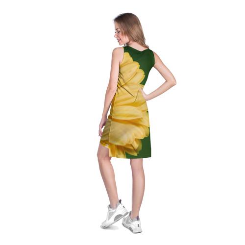 Платье-майка 3D  Фото 04, Лепестки