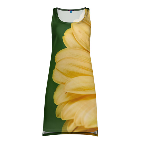 Платье-майка 3D  Фото 01, Лепестки