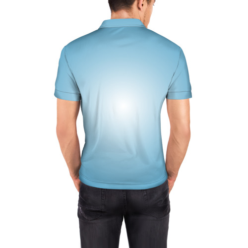 Мужская рубашка поло 3D  Фото 04, Когти