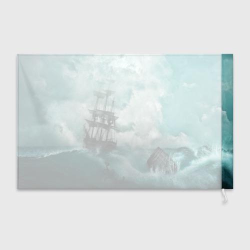 Флаг 3D Море Фото 01