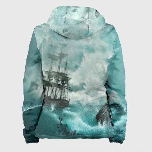 Женская куртка 3D  Фото 02, Море