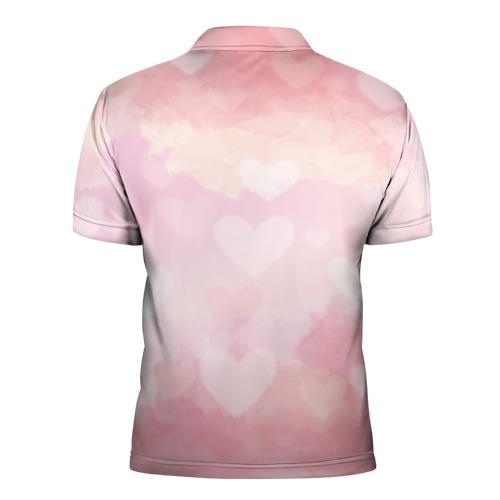 Мужская рубашка поло 3D  Фото 02, Девушка моей мечты