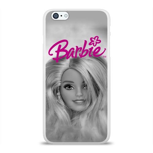 Чехол для Apple iPhone 6Plus/6SPlus силиконовый глянцевый  Фото 01, Кукла барби