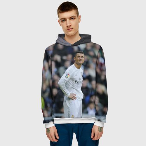 Мужская толстовка 3D  Фото 03, Cristiano Ronaldo