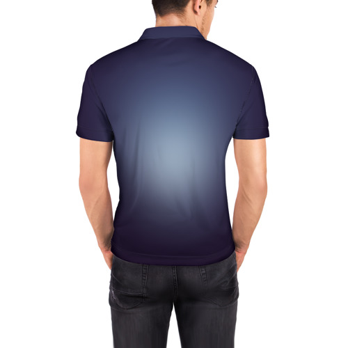 Мужская рубашка поло 3D  Фото 04, IO
