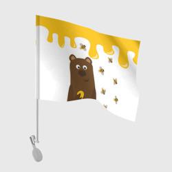 Медведь в мёде