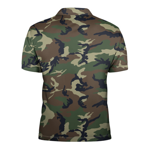 Мужская рубашка поло 3D  Фото 02, Экстремальная рыбалка