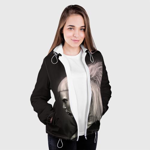 Женская куртка 3D  Фото 04, Die Antwoord 6