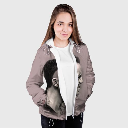 Женская куртка 3D  Фото 04, Die Antwoord 5