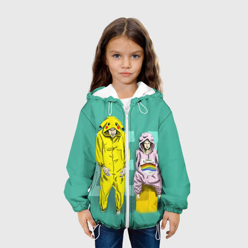 Детская куртка 3D  Фото 04, Die Antwoord 2