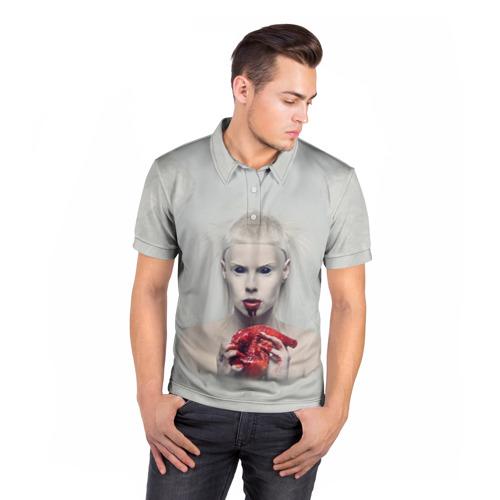 Мужская рубашка поло 3D  Фото 05, Die Antwoord
