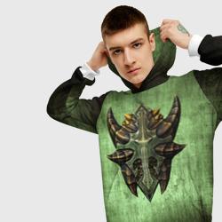 Чешуйчатый щит Дракона