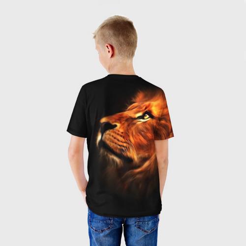 Детская футболка 3D Lion Фото 01